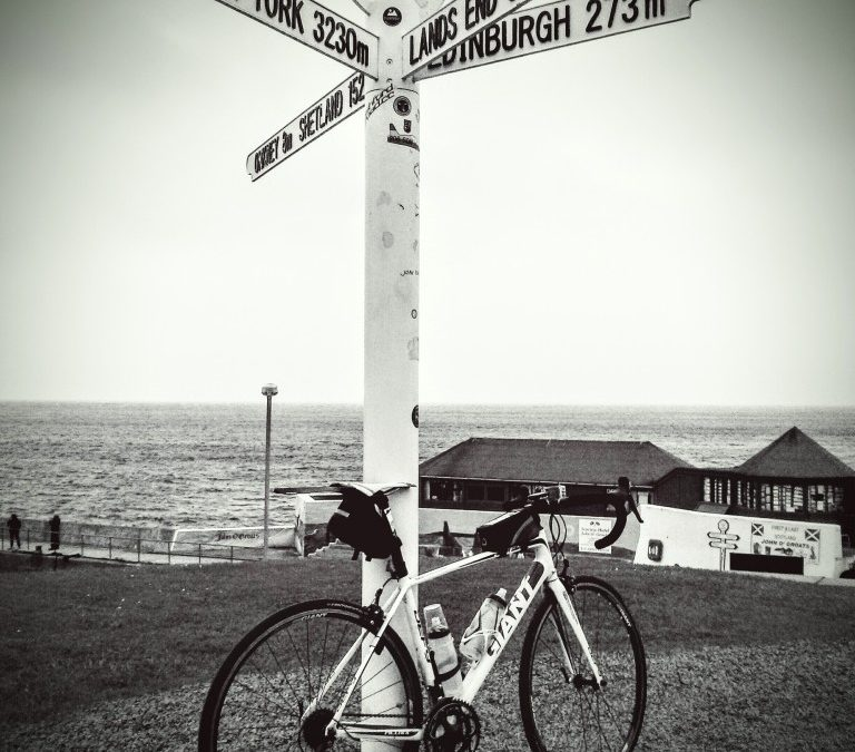 Land's End – John o' Groats diary – Day 12. The End.